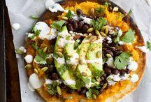 tacos, quesadillas, etc! / Authentic and inauthentic plant-based tacos, burritos and quesadillas  (vegetarian and vegan)