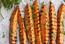 roasted and grilled / Roasted and grilled vegetable recipes (vegetarian and vegan)