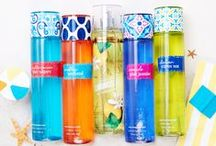 Ciao, Italy! / NEW scents to transport you to the coast of Italy are in stores NOW! These scents will have you dreaming of endless weekend getaways, the cool blue waters of the Mediterranean, gelato galore & bursts of sparkling Italian citrus! / by Bath & Body Works