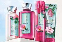 NEW! Hello Beautiful / NEW! Hello Beautiful is a petal-perfect bouquet of white gardenia, jasmine petals & magnolia blossom.  / by Bath & Body Works