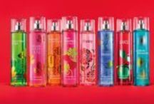 #FlashbackFragrances / You've heard the buzz & begged for them to come back ... so we're celebrating the return of 8 of our most-requested #FlashbackFragrances! Sun-Ripened Raspberry is in stores NOW! Cucumber Melon, Country Apple, Mango Mandarin, Brown Sugar & Fig, Freesia, Peony & Cotton Blossom coming June 6th! / by Bath & Body Works