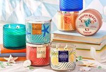 NEW! Beach House Collection / Get your home ready for Summer with NEW 3-Wick Candles, Wallflowers & Hand Soaps! / by Bath & Body Works