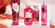 NEW! Sweet Cranberry Rose / NEW! Sweet Cranberry Rose is the perfect autumn blend of cranberry nectar, pear leaves & rose petals.