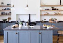 Hand Painted Kitchens / Hand Painted Kitchens by Borthwick Decorators