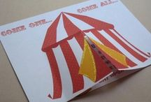 Circus Party Ideas / by Tea Party Designs