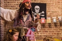 Pirate Party Ideas / by Tea Party Designs