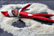 Elf on the Shelf Ideas / by Tea Party Designs