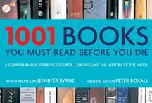Book List / by Shelena Hall