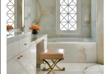 Bathrooms / by Britt Amos