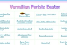 Easter School Ideas