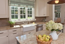 Kitchen / by Liv Newman