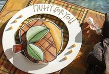 Fall & Thanksgiving Scrapbook Pages.. / by Cynthia Ryder