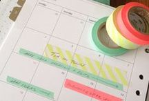 Organization (making my OCD happy!) / I love to organize!!