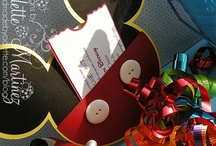 Disney Paper Crafts & Food for Parties... / by Cynthia Ryder