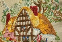 Embroidery & Embellishment / thimbles and pincushions / by Mary