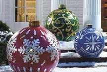 Christmas crafts/stuff / by Amy Robinette