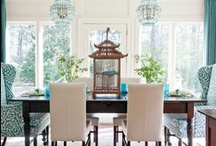 Dining Room / by Liv Newman