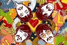 Beatles / Yeah, yeah, yeah  / by Mary