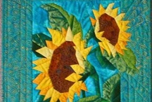 Quilting & Fabric IV ~paper piecing / Quilting and paper piecing / by Mary