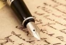 ✒ Writing Pens ✒ / Writing Pens • To Do Lists • Invitations • SETTING GOALS • Doodles • Signs • Reminders • Notes and Words of Expression http://SmartWomenSolutions.com