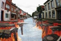 Street Art / Collection of Street Art