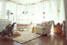 For future mini-me's / Nursery and other ideas for one day in the distant future!