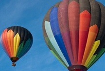 Hot Air Balloons 2* / by Stacy G. F.