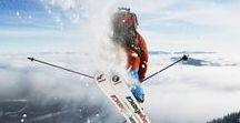 Ski / #Skiing #winter #snow #winterwonderland
