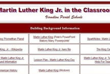 Martin Luther King Jr. (Lesson Ideas)