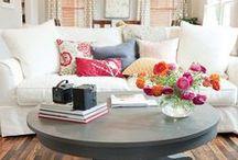 Interiors: Living Rooms / Living room design inspiration