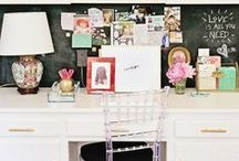 Interiors: Office Space / Office design inspiration
