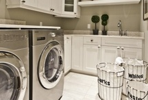 Interiors: Laundry & Entry / Laundry room and entry way design inspiration