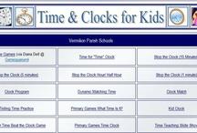 Telling Time, Clocks