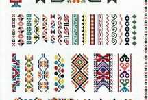 Crafts: Borders/Bookmarks/Symbols / by Amanda Keith