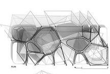 ARCH - PARAMETRIC / Parametric Design, Grasshopper etc.