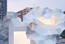 ARCH - SCULPTURAL / Sculptural Architecture