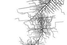 ARCH - MAPS / Architecture, Urban Planning, Design