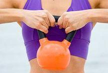Thinspiration - Kettlebells & weights