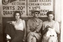 Mid century women