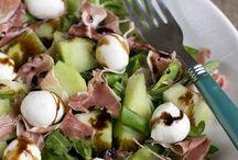 Salads and greens