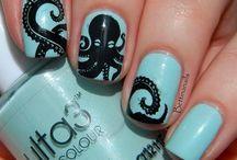 Nailing it / Nails nails nails. Polish, shellac, acryllic, designs, art and ideas.