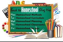 Homeschooling / by Marthe McDonald