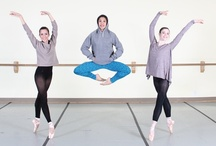 Ballet Des Moines  / Ballet Des Moines is focused on re-establishing a professional ballet company in central Iowa and inspiring young dancers to pursue their dreams of dance. / by Ballet Des Moines