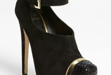 For the love of Shoes / Shoes.........they key to an awesome outfit!