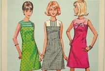 Stitch it - vintage patterns