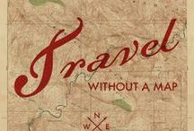 Travel Quotes / by THE LUXE NOMAD