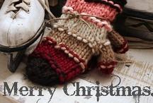 All things Christmas ❤ / by Jasmine-Lee Thibert