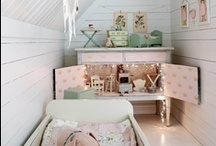 Little Girls' Rooms / by M Fox