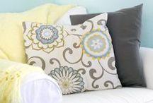 Sewing - Pillows / Pillowcases