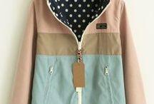 Hang up your jacket / Jackets, coats and vests